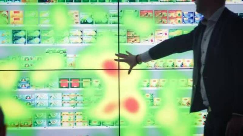 Resume Eye Tracking and Heat Map  Information Design at